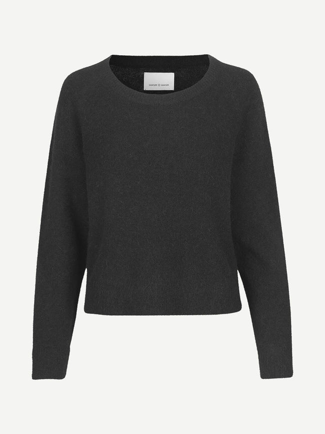 NOR O-N SHORT JUMPER - BLACK