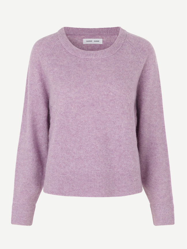 NOR O-N SHORT JUMPER - PURPLE JASPER