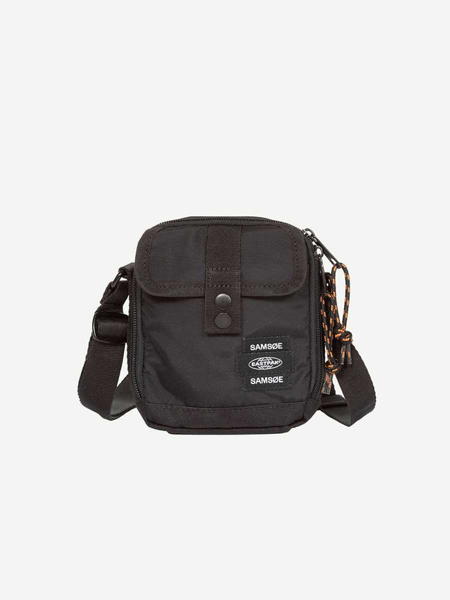 E CROSSBODY BAG - BLACK