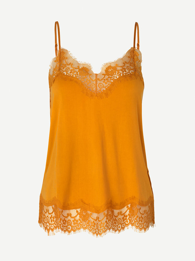 JENNIFER SLIP TOP - INCA GOLD