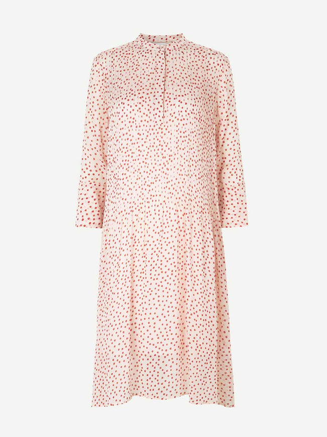 ELM SHIRT DRESS - PEARL DROPS