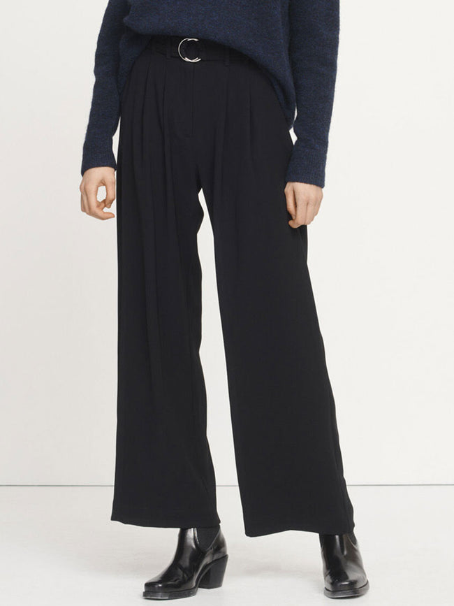MELLA TROUSERS - BLACK