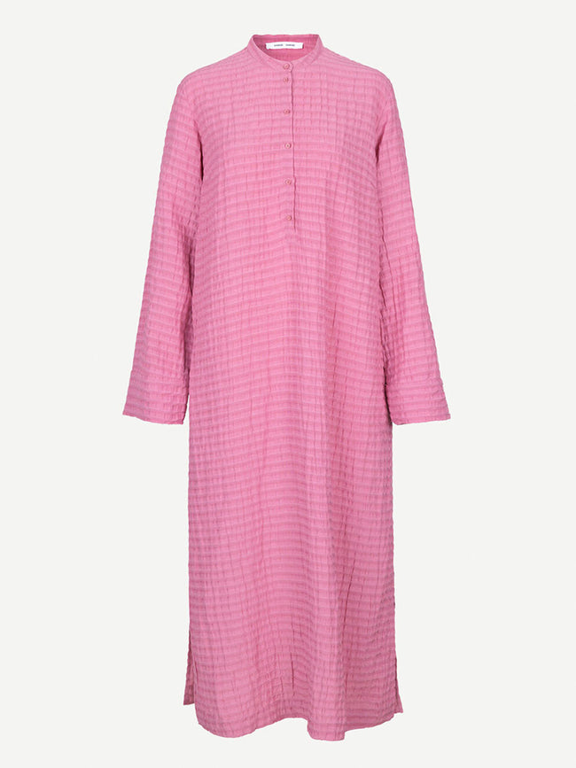 JUTA SHIRT DRESS - HEATHER ROSE