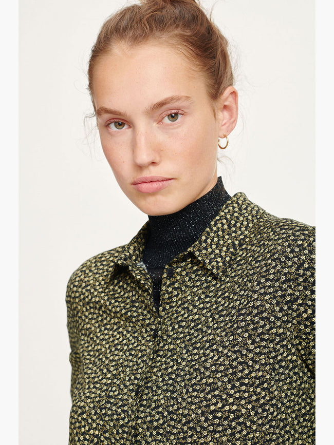 MILLY SHIRT AOP - WINTER TWIGGY