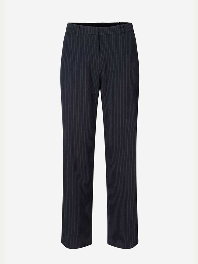 HOYS F TROUSERS - NIGHT SKY PINSTRIPE
