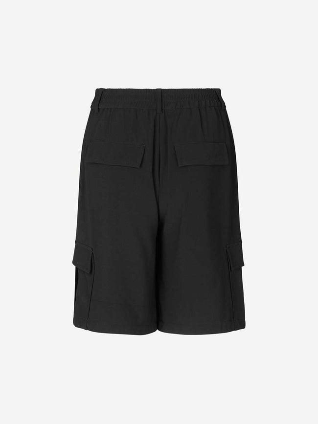 CITRINE SHORTS - BLACK