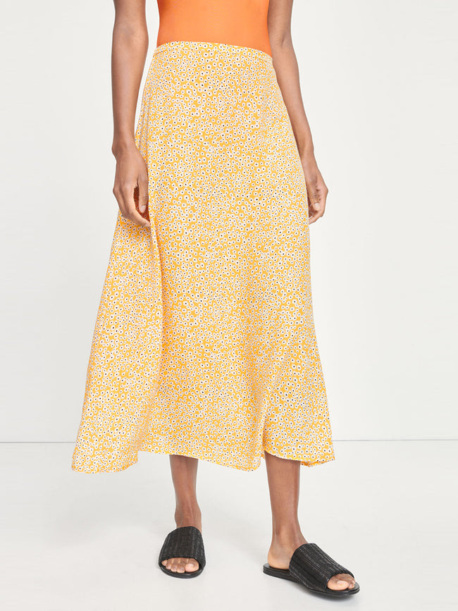 ANDINA SKIRT - GOLDEN ASTER