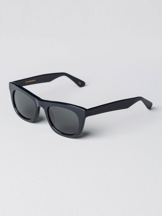 CUBICLE CLASSIC BLACK SUNGLASSES