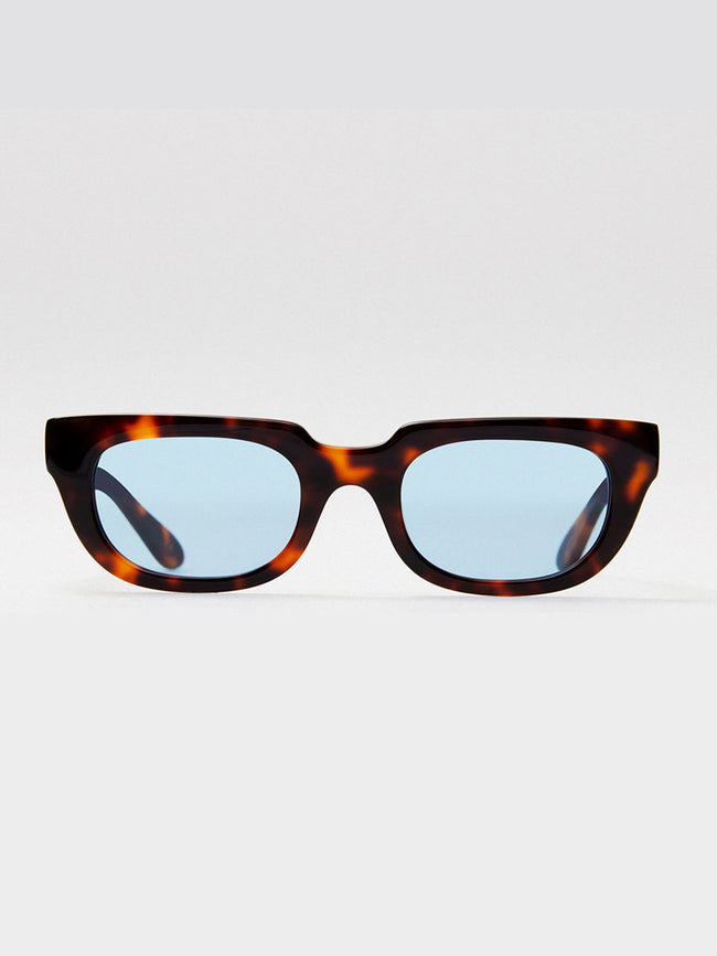 ROOT SUNGLASSES - AMBER BLUE