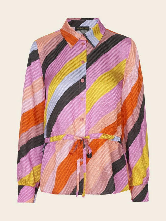 FAITH SILK SHIRT