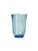 HAMMERED GLASS TUMBLERS L SET OF 4