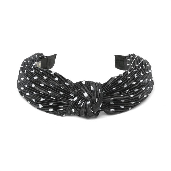 HANNE POLKA DOT HAIRBAND
