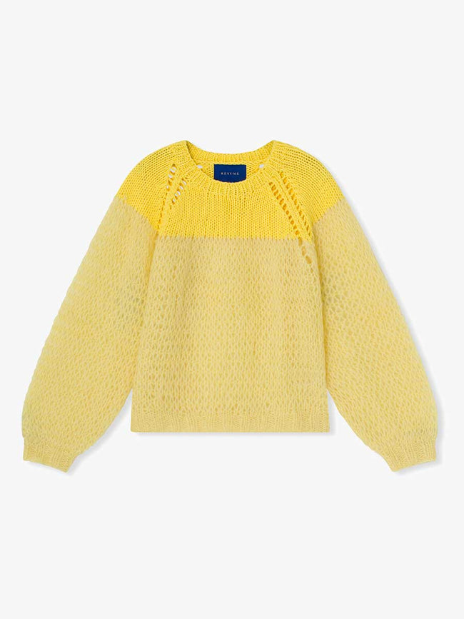 DANDY JUMPER - YELLOW
