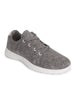 MERINO WOOL TRAINERS - GREY