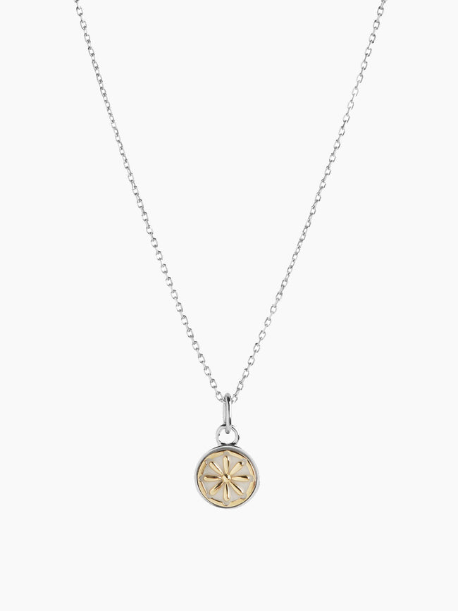 TYRA JOURNEY NECKLACE - SILVER