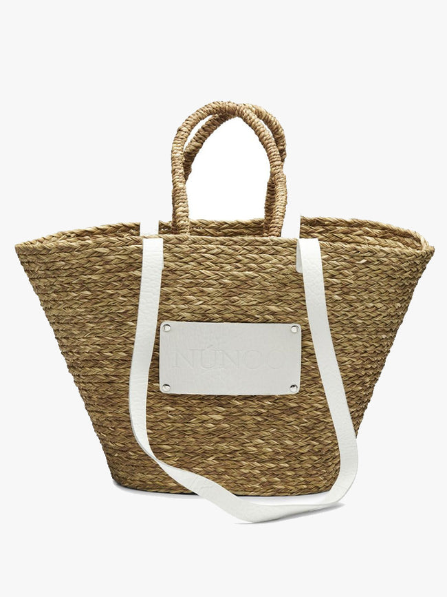 LARGE BEACH BAG - NATURE