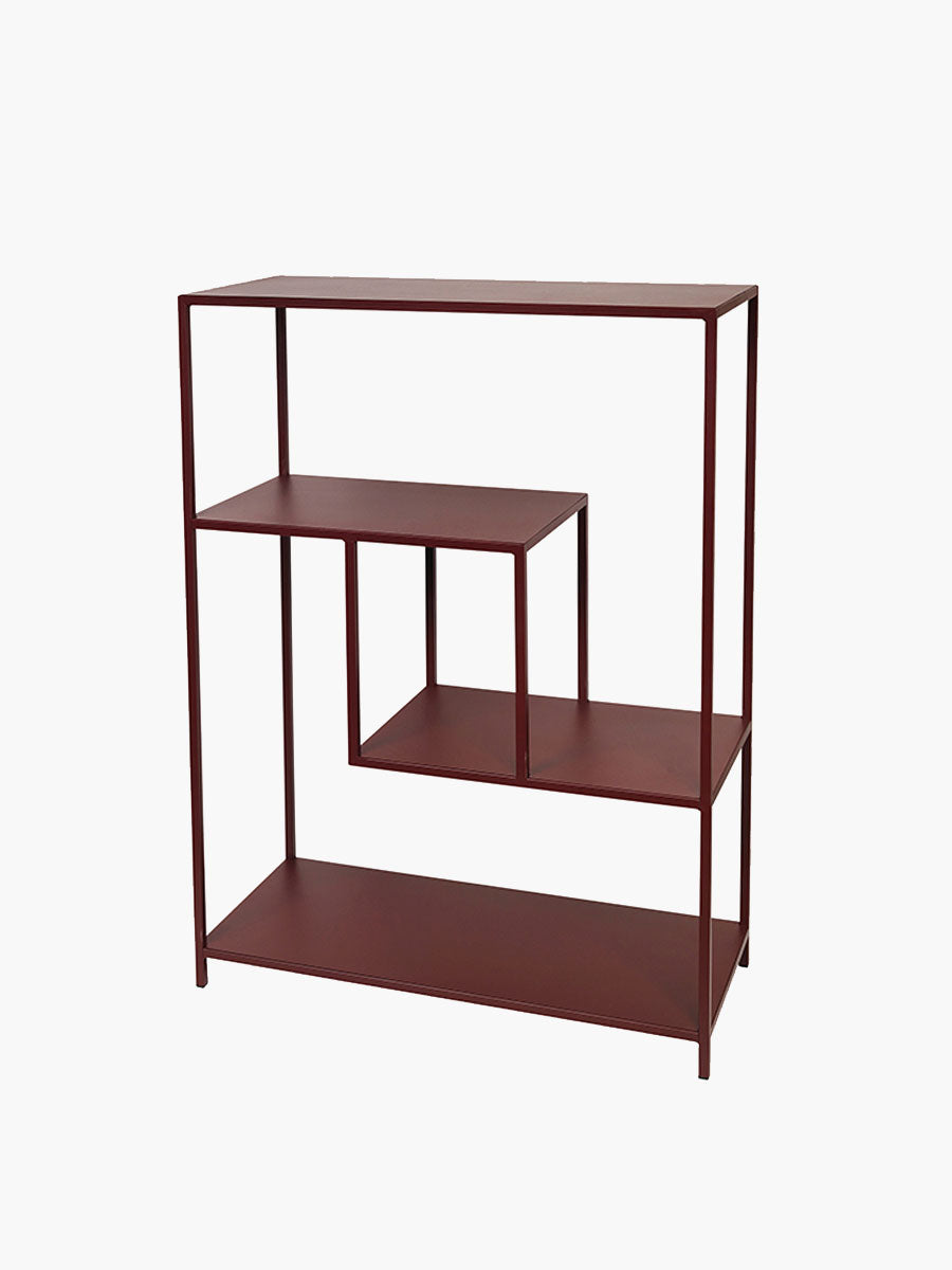 MEDIUM RYLE BOOKCASE - WILD GINGER