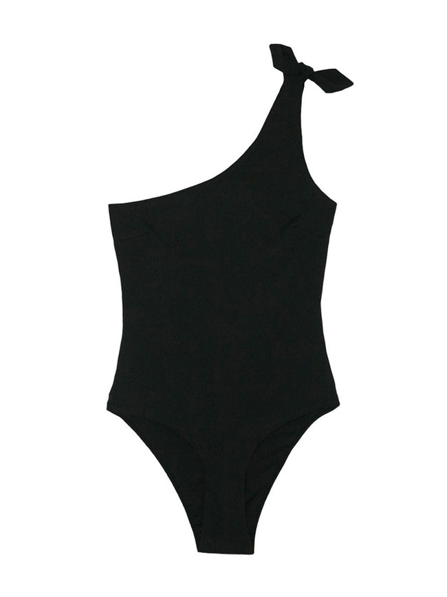 MANON ONE SHOULDER SWIMSUIT