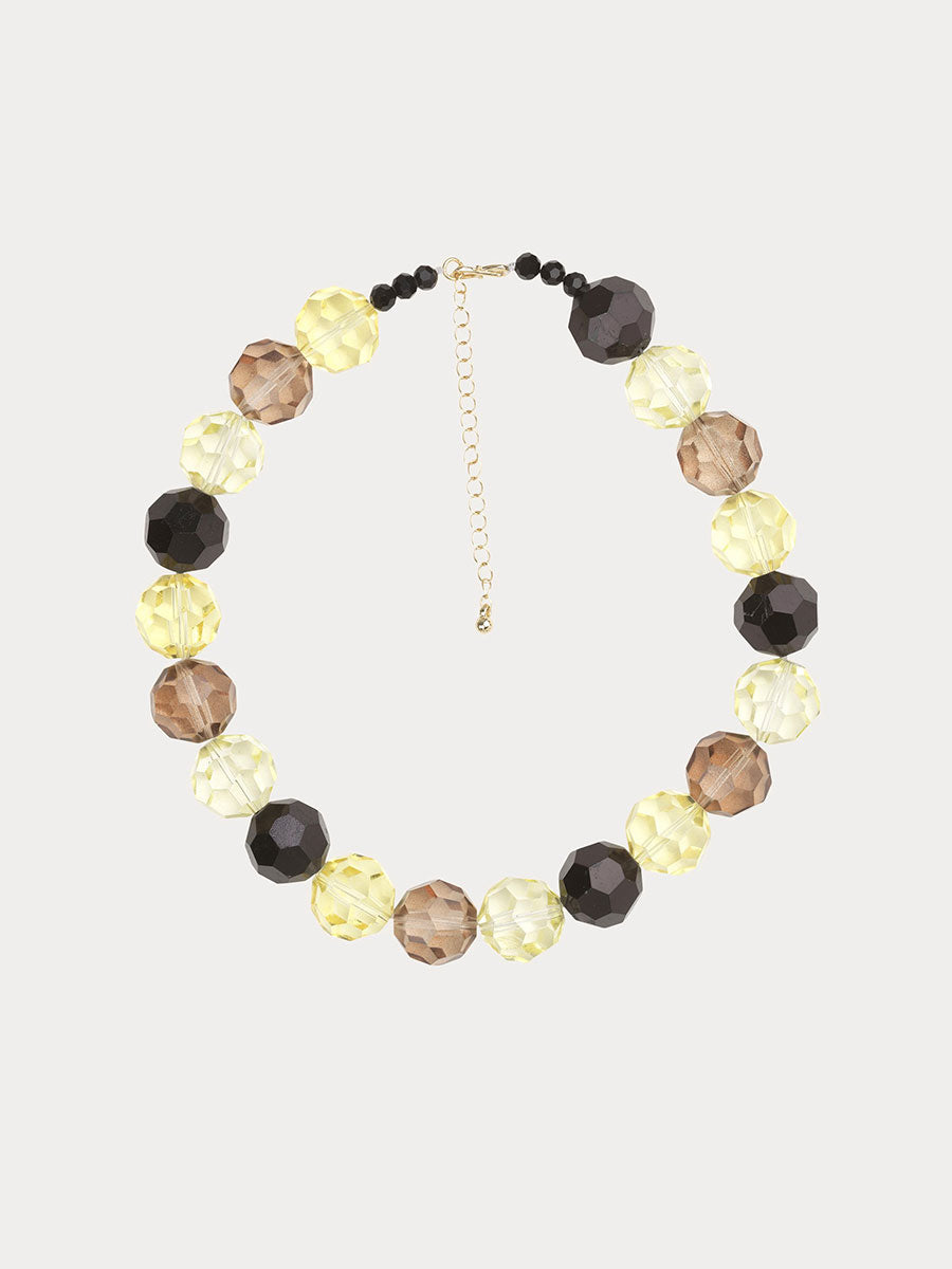 PEPPER NECKLACE - YELLOW