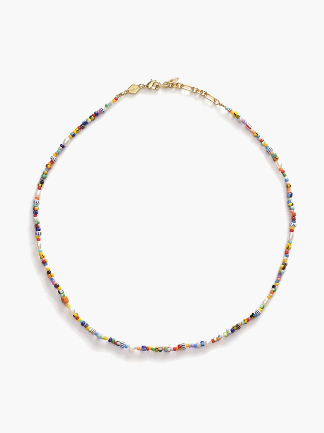PETIT ALAIA NECKLACE - GOLD