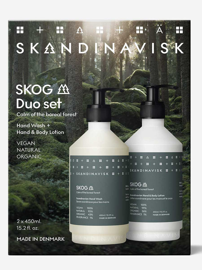 DUO SET - SKOG