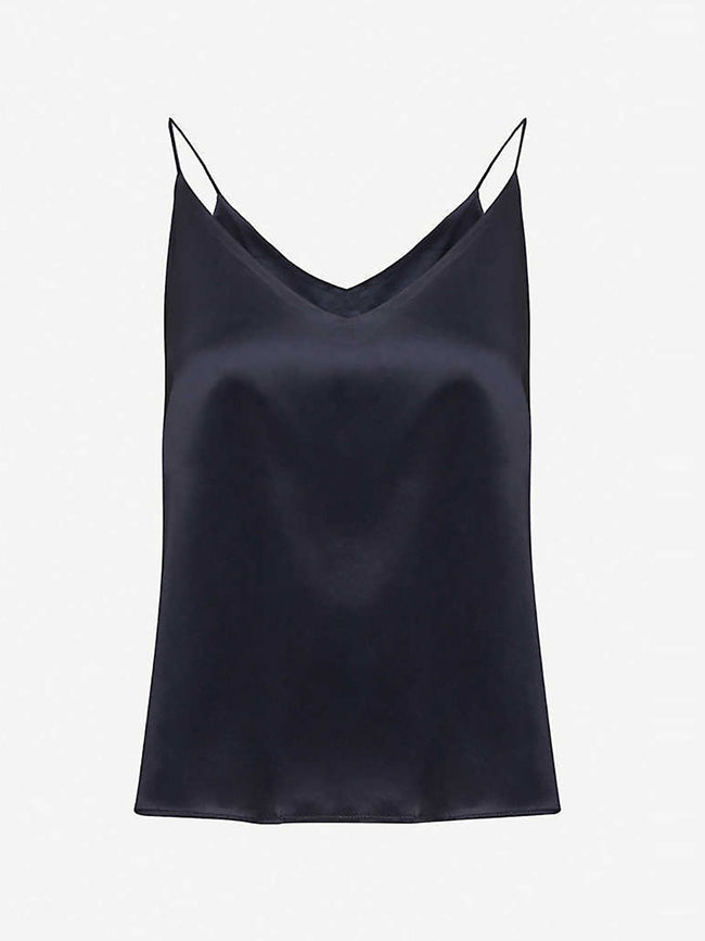 LEANNA CAMISOLE TOP - NIGHT SKY