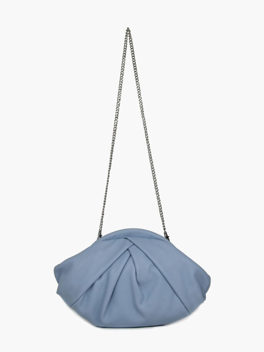SAKI SMOOTH BAG - LIGHT BLUE