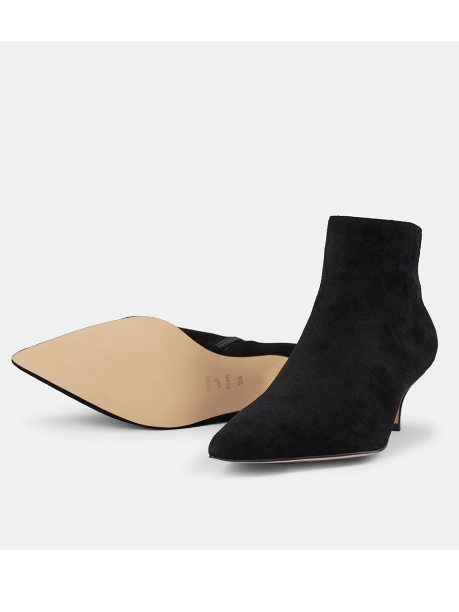 SARA SUEDE BOOTS