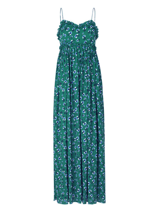 WAY LONG MAXI DRESS