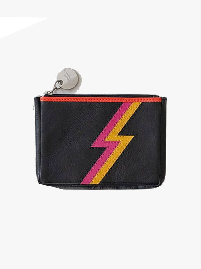 ZIGGY PURSE - BLACK