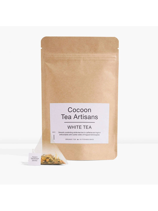TEA REFILL - WHITE