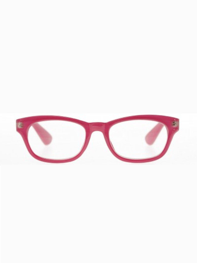 EVY READING GLASSES - WARM OLD PINK