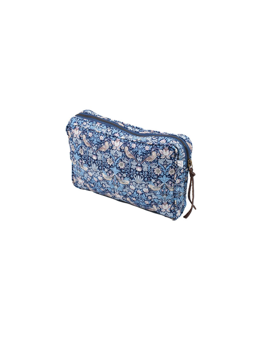 LIBERTY SMALL POUCH - STRAWBERRY THIEF