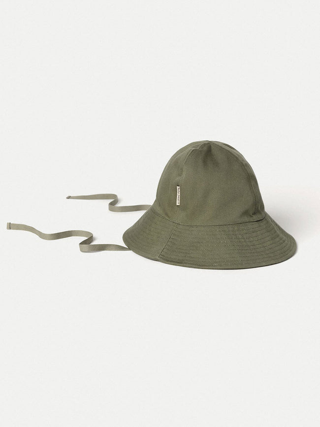 SOLVEIG BUCKET HAT - GREEN