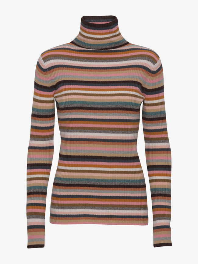 STONE STRIPE JUMPER - MULTI