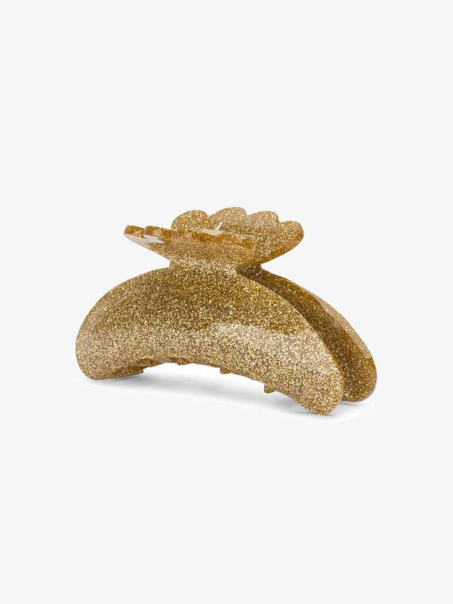 HELLE BIG FLIRTY HAIRGRIP - GOLD