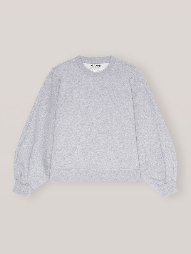 SOFTWARE ISOLI SWEATSHIRT - PALOMA MELANGE