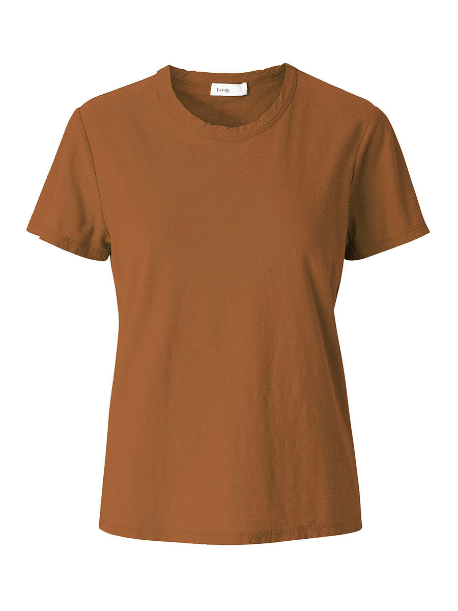 ANY1 T-SHIRT - SQUIRREL BROWN