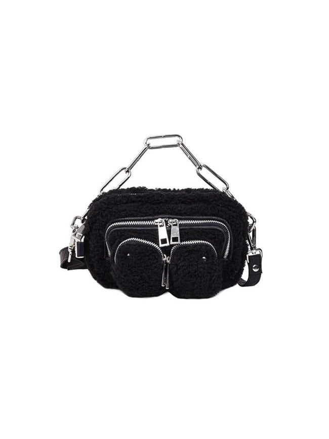 HELENA TEDDY - BLACK