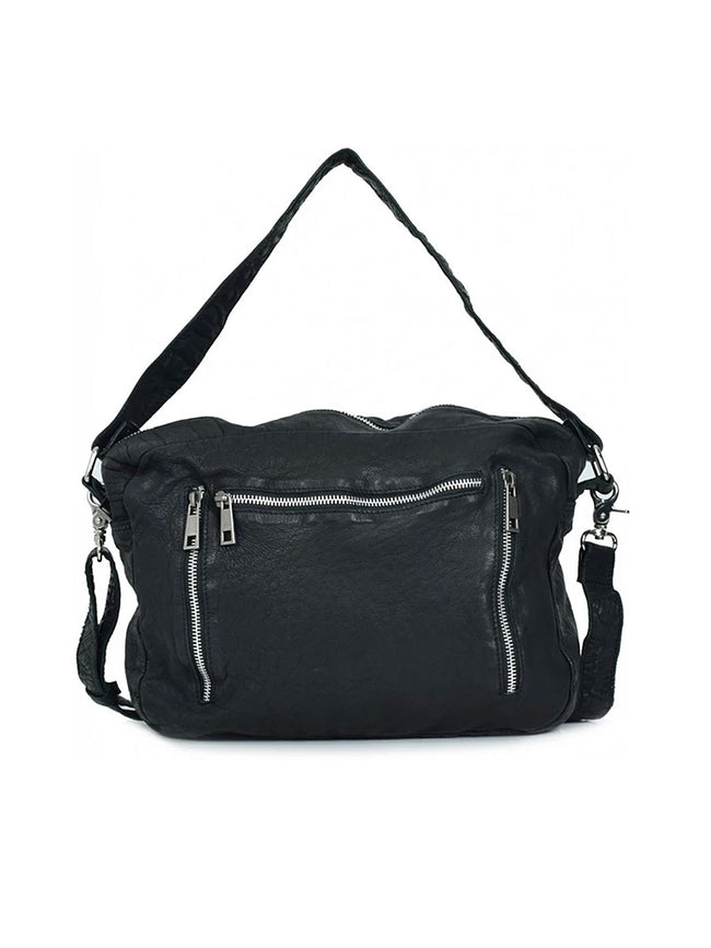 ANDREA LEATHER BAG