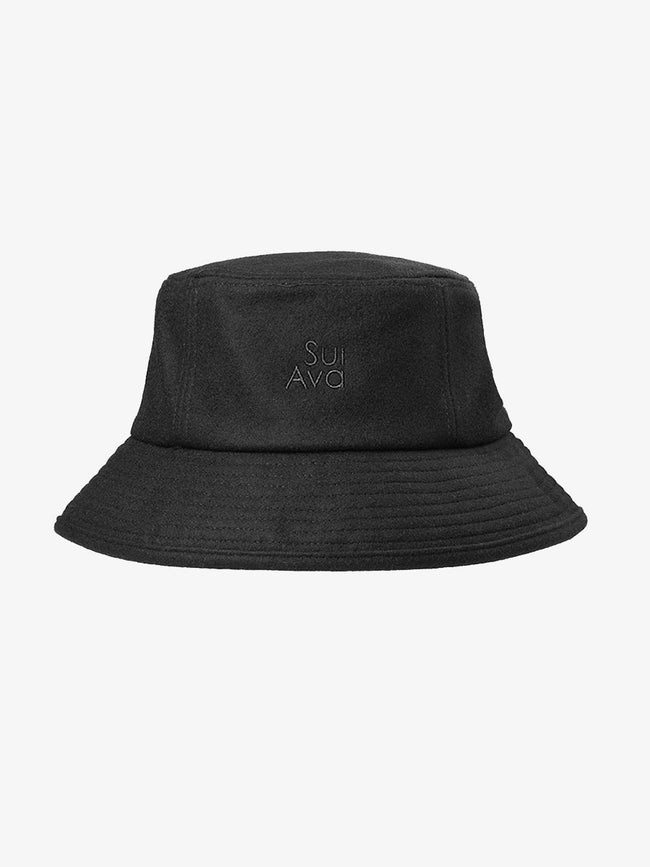 POSH BUCKET HAT - BLACK