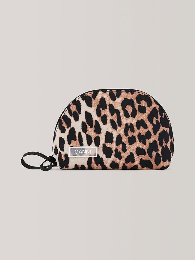 MAKE UP POUCH - LEOPARD