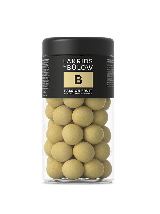 B PASSION CHOC LIQUORICE NEW