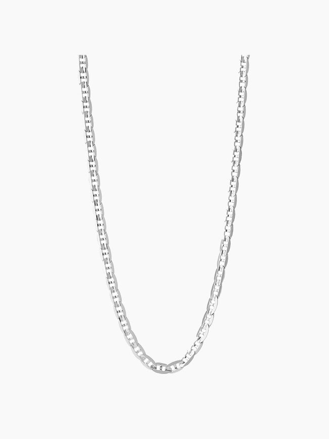 CARLO NECKLACE - SILVER