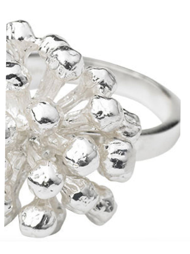 DILL RING - SILVER