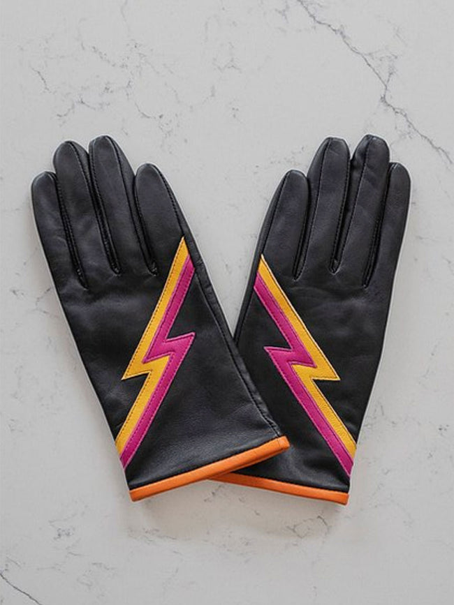 ZIGGY GLOVES - BLACK