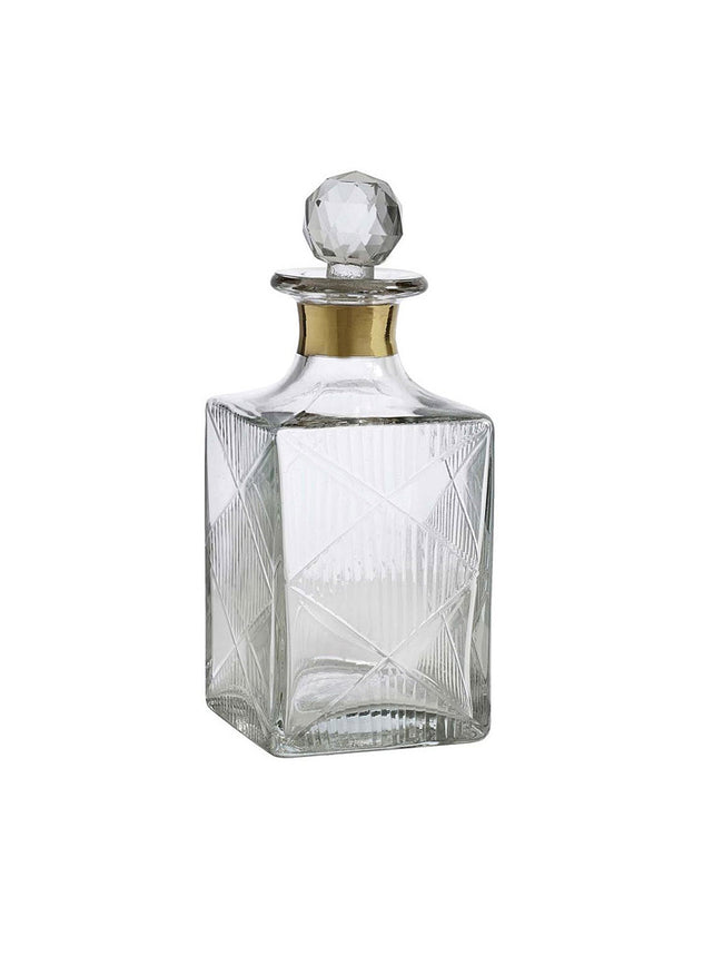 GLASS DECANTER SMALL