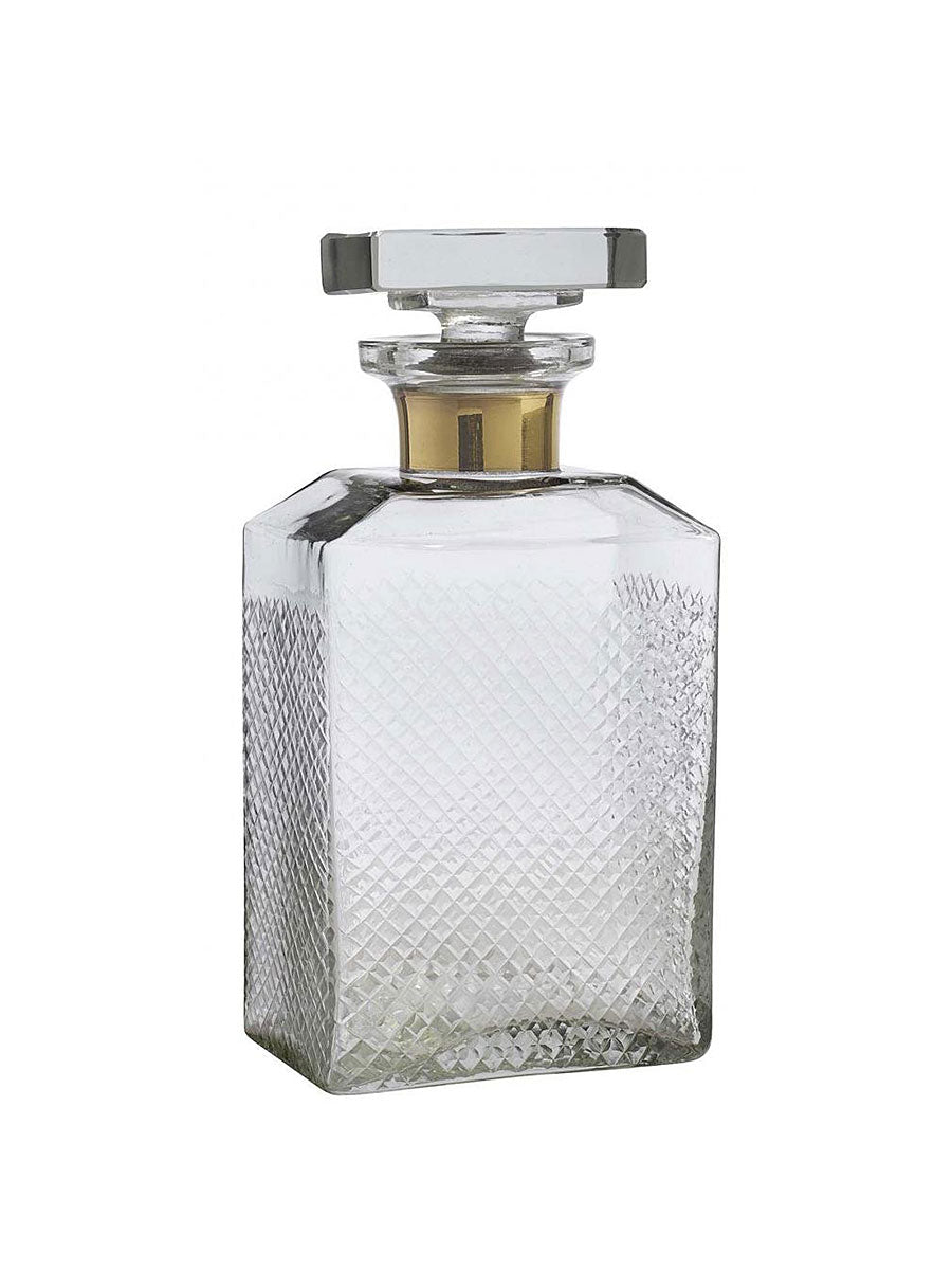 GLASS DECANTER LARGE