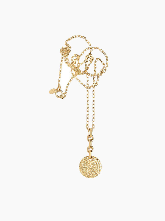 FRAGOLA NECKLACE - GOLD