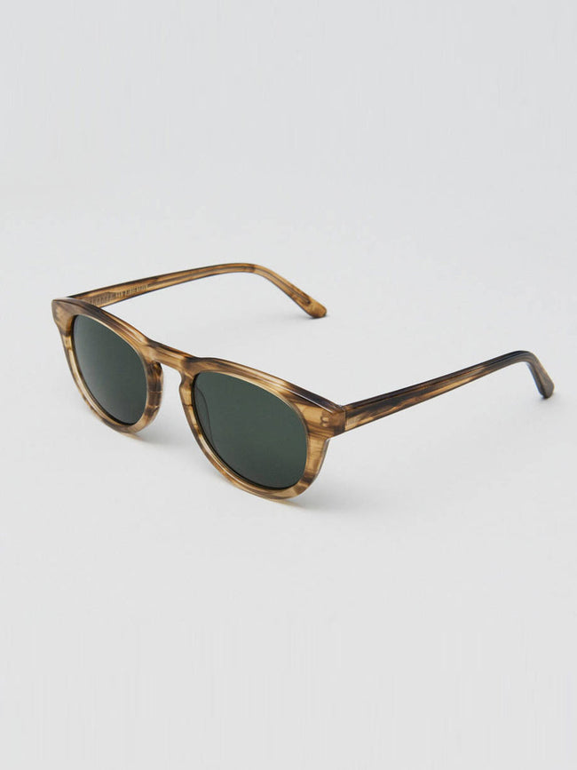 TIMELESS HORN BEIGE SUNGLASSES
